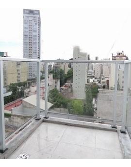 alquilo temporario en san telmo, 1 ambiente balcón amenities
