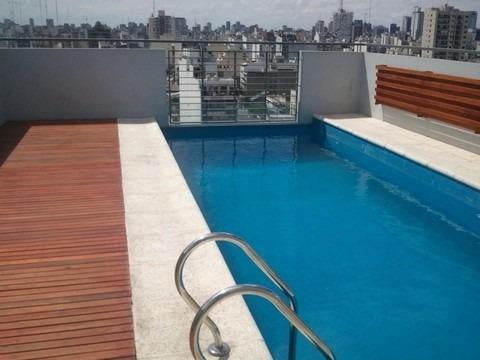 alquilo temporario en san telmo. 2 ambientes. amenities