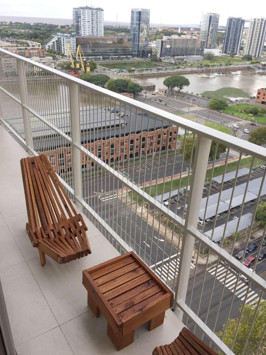 alquilo temporario. torre quartier madero urbano. amenities