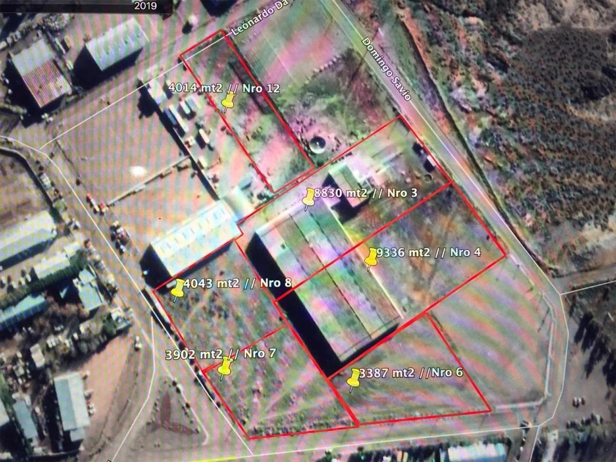 alquilo terreno mejor ubicacion - parque industrial neuquén
