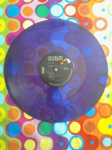 alquimia lp tú y yo 1988 disco morado