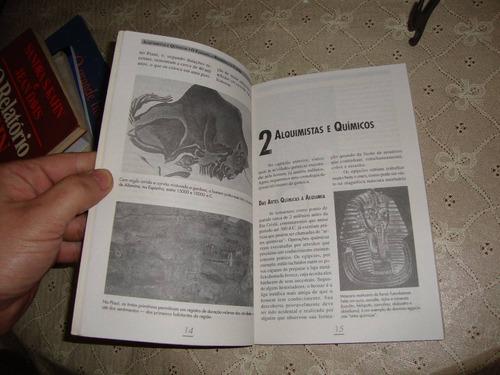 alquimistas e quimicos - josé atilio vanin