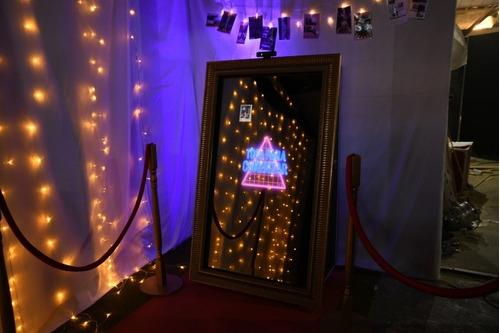 alquler espejo mágico, foto cabina