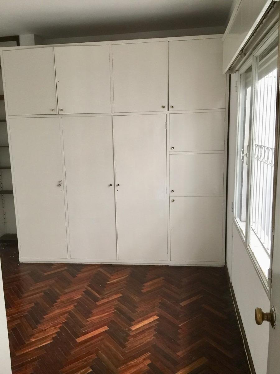 alqulier apartamento pocitos 2 dormitorio garage casi rambla