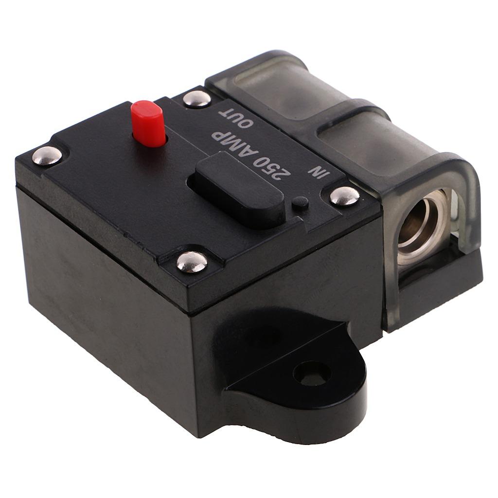 Circuito Oregon : Alta actual 250 amp 0 oregón calibre 4 awg circuito breaker