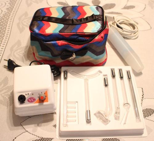 alta frequencia com bolsa e  6 eletrodos