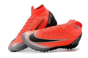 172a548c124 Botines Nike Modelo Unico Usa - Botines Nike para Adultos Rojo en ...