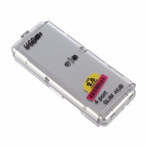 alta velocidad usb 2.0 pc laptop hub 4 puertos mac linux 10