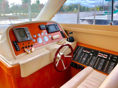 altamar 50 - 2 cummins 450hp - mooney embarcaciones