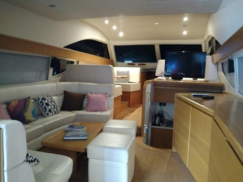 altamar 50 435 hp x 2 ips 600 2010 - zanovello barcos -