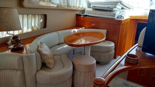 altamar 50 cummins 450 hp 1998 - zanovello barcos -