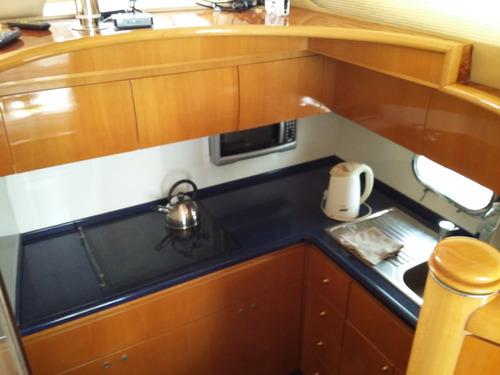 altamar azzurro. barco impecable!! carballal embarcaciones
