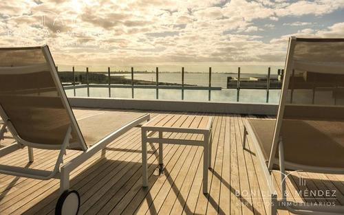 altamar, duplex semi piso de 2 dormitorios en suite, 2 garages y 2 bauleras, verano 2018!!