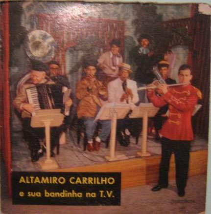 altamiro carrilho e sua bandinha na tv - copacabana clp11010
