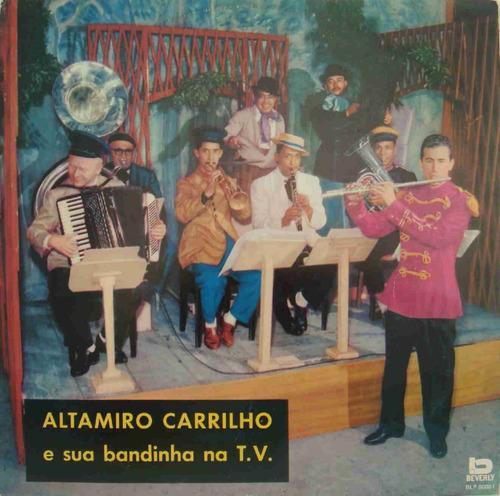 altamiro carrilho lp nacional usado na tv 1957 / 1976