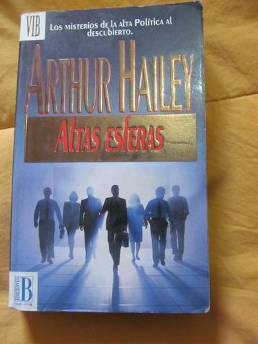 altas esferas - arthur hailey