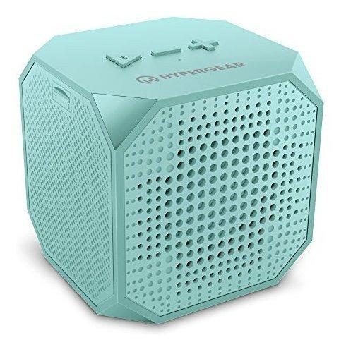 altavoces de cubo hipergeo bluetooth recargable 5 w altavoz