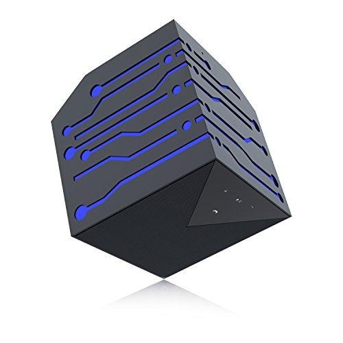 altavoces portátiles, altavoces bluetooth zhicity altavoces