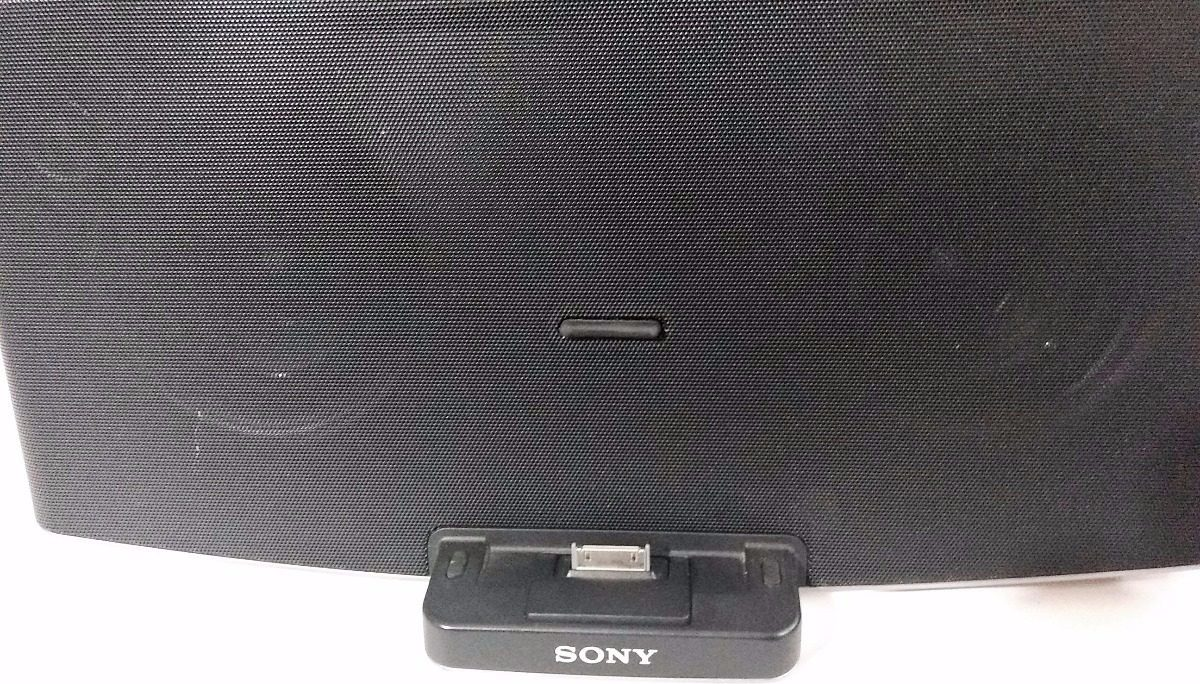 Altavoces Sony Rdp X200ip Bluetooth 1 399 00 En
