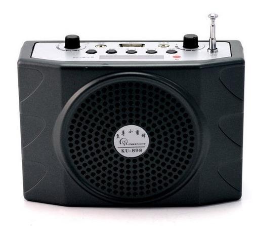 altavoz con micrófono amplificador de voz megáfono