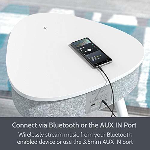altavoz de bluetooth de mesa auxiliar portatil inteligente c
