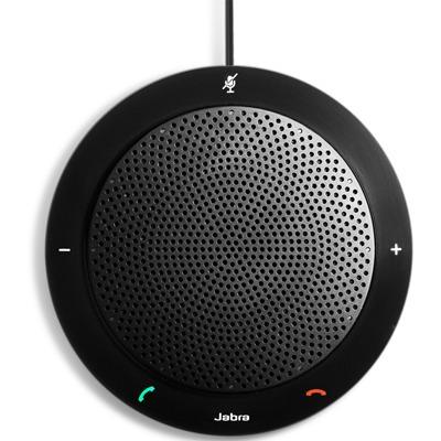 altavoz de conferencia usb jabra speak 410 microfono hd dsp