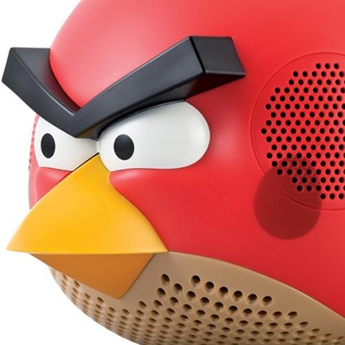 altavoz gear4 angry birds speaker red bird pg542g