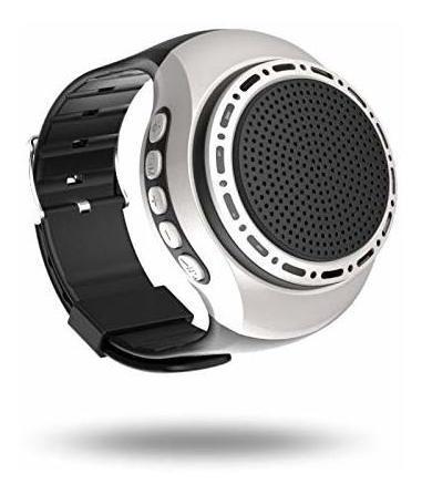 altavoz inalambrico bluetooth para reloj, portatil, portatil