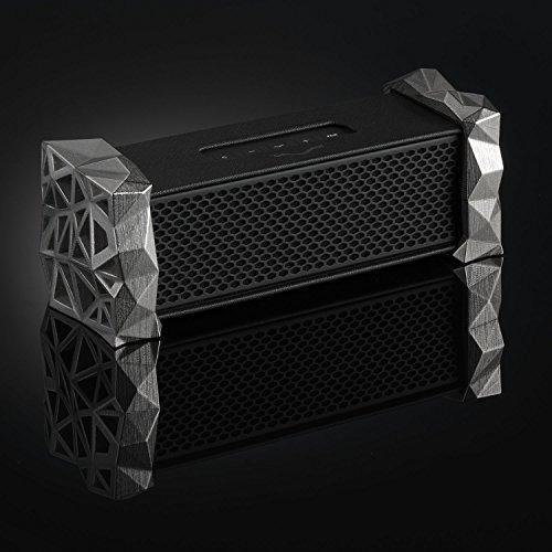 altavoz movil vmoda remix bluetooth hifi negro