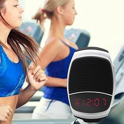 altavoz multifuncional actualizado del reloj de bluetooth de