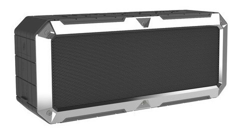 altavoz parlante sumergible antipolvo bluetooth sharkk