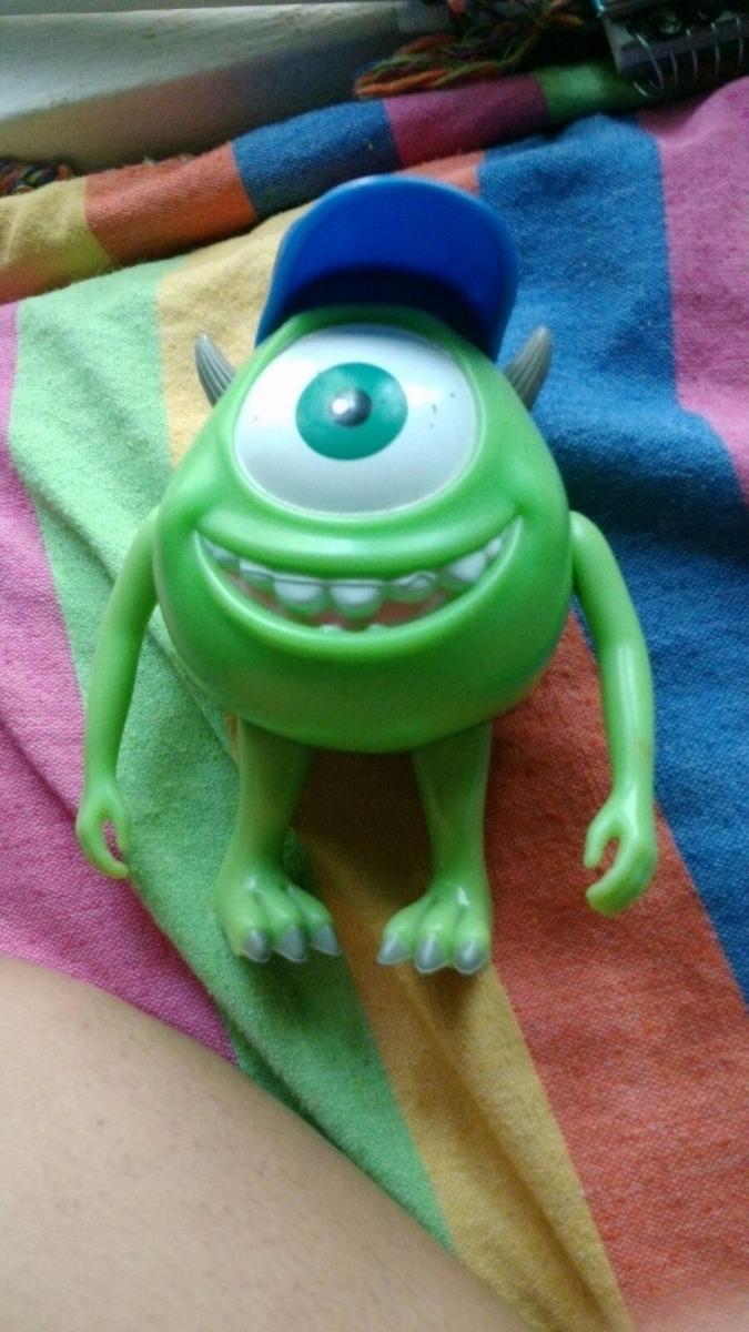 Altavoz Parlante Usb Monsters Inc Mike Wazowski - $ 150.00 en ...