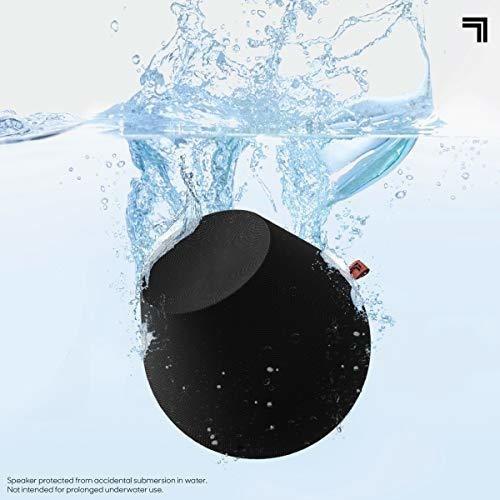 altavoz portatil a prueba de agua bluetooth