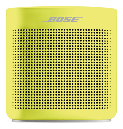 altavoz portátil bluetooth ii sound link por bose color