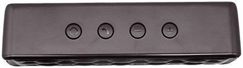 altavoz portátil con bluetooth negro