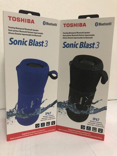 altavoz toshiba sonic blast 3
