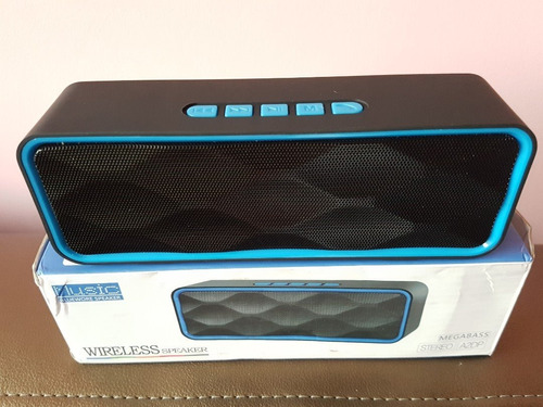 altavoz zoee s1 bluetooth high quality crystal clear sound