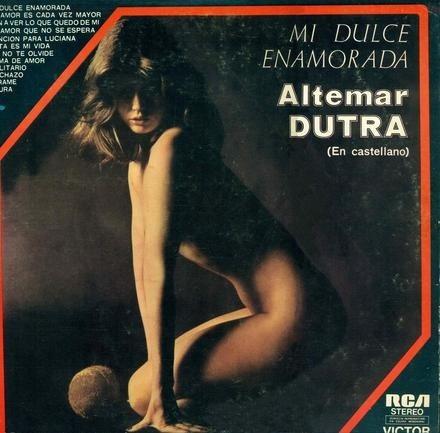 altemar dutra mi dulce enamorada vinilo argentino pvl