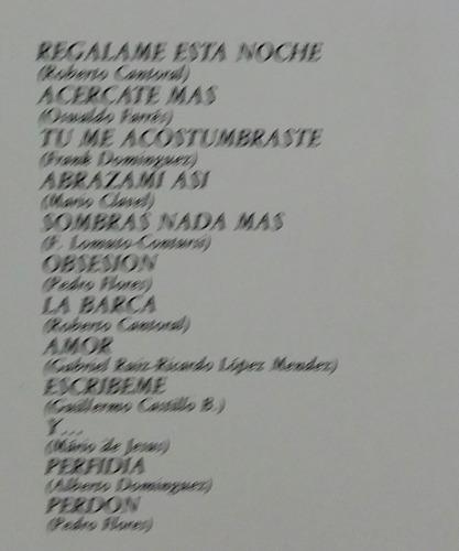 altemar dutra - siempre romantico - 1980(lp zerado)