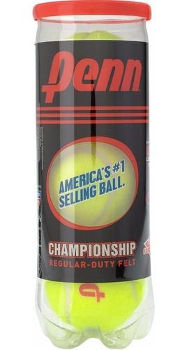 altenis - tubo de pelotas de tenis - penn championship
