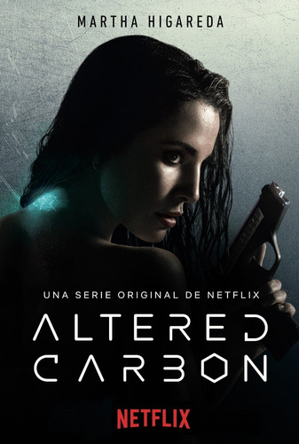 altered carbon - hd - español latino