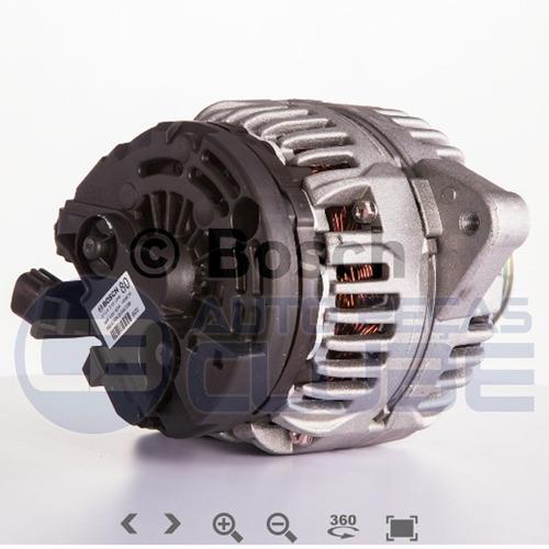 alternador 70a bosch 0124315046 hilux 2.5 3.0 turbo sw4 4x4