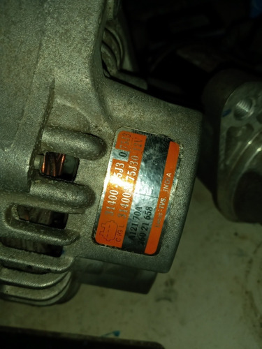 alternador ,arrancador suzuki swift 20015