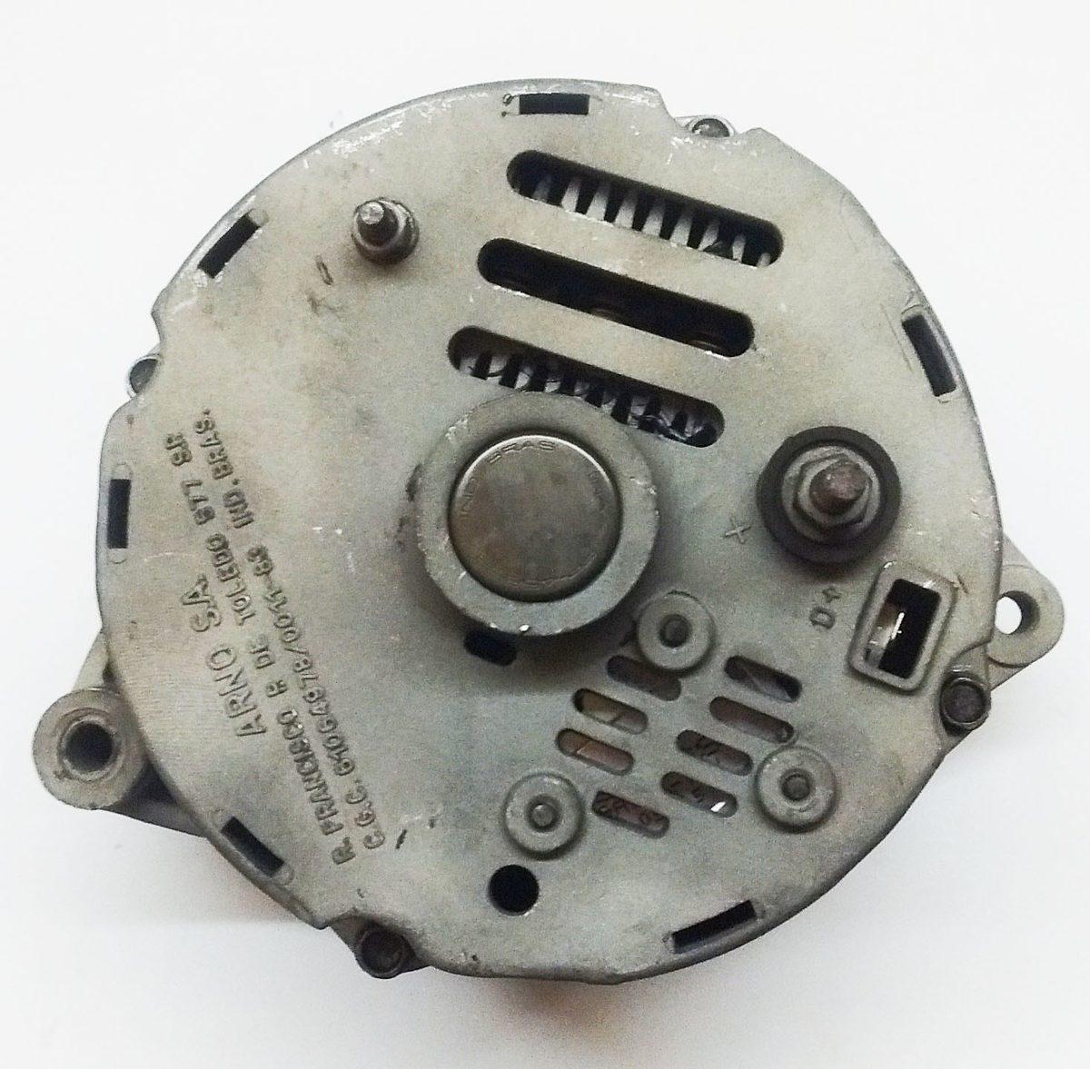 alternador chevette / opala - arno delco remy 65amp. Carregando zoom.