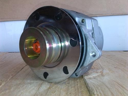 alternador chevrolet ganma 94 amp (nuevo) doble polea