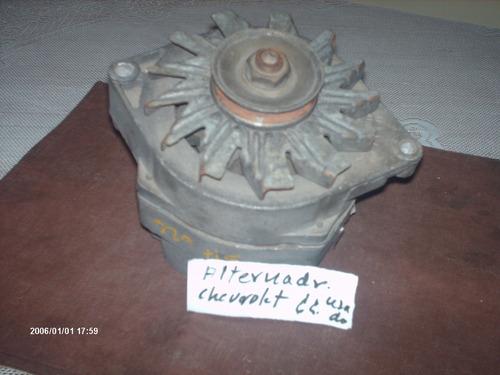 alternador chevrolet original poco uso de importadora