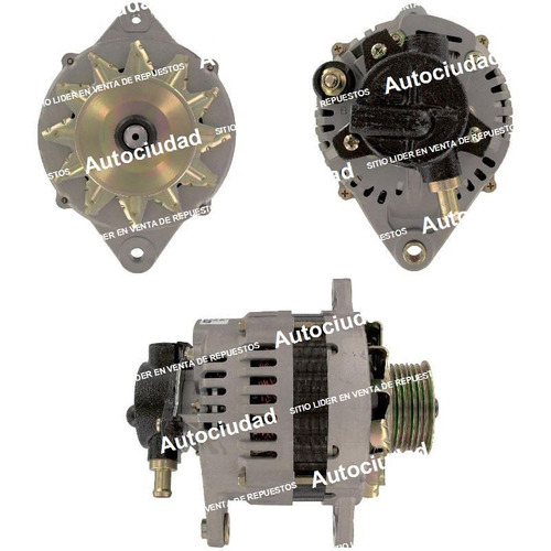 alternador chevrolet silverado 4.2l motor mwm 6.07t unipoint