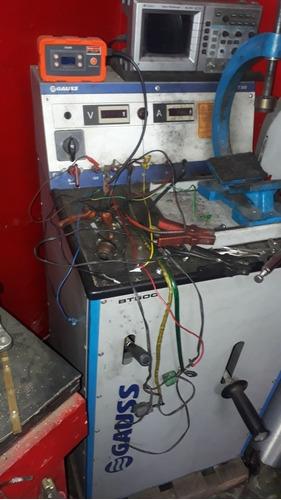 alternador conserto recondicionamento land rover honda fiat