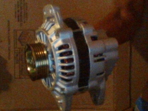 alternador de mitsubishi montero/galant 105amp calidad 2 pin