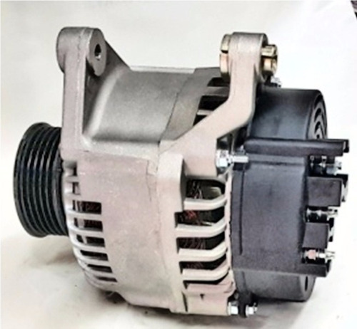 alternador ford fiesta/ courrier diesel polea 5 canales